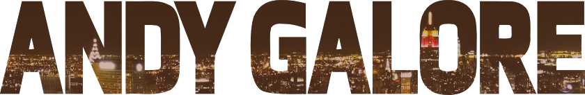 Andy Galore Logo